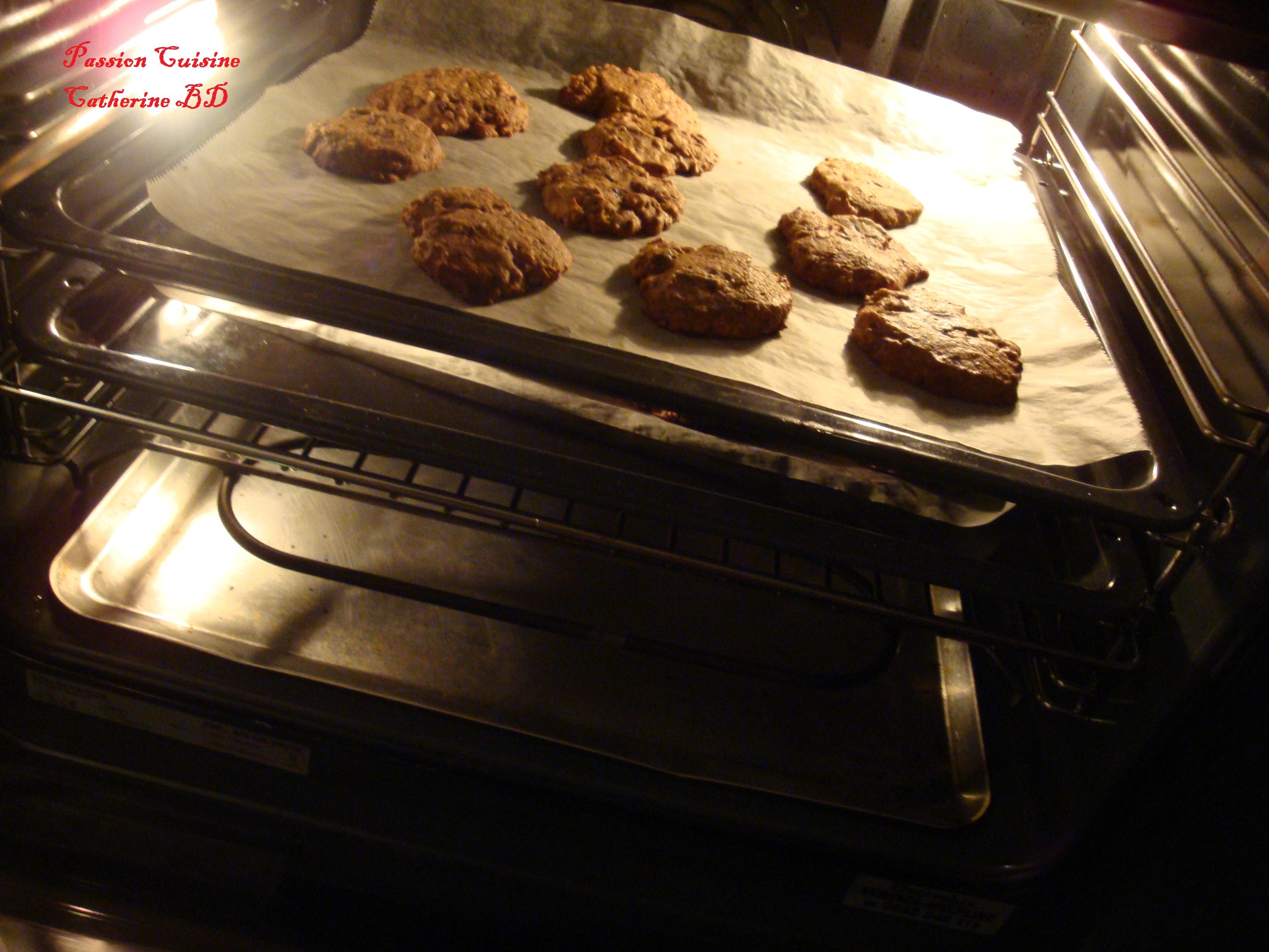 Cookies chocolat et piment passion cuisine for Passion cuisine