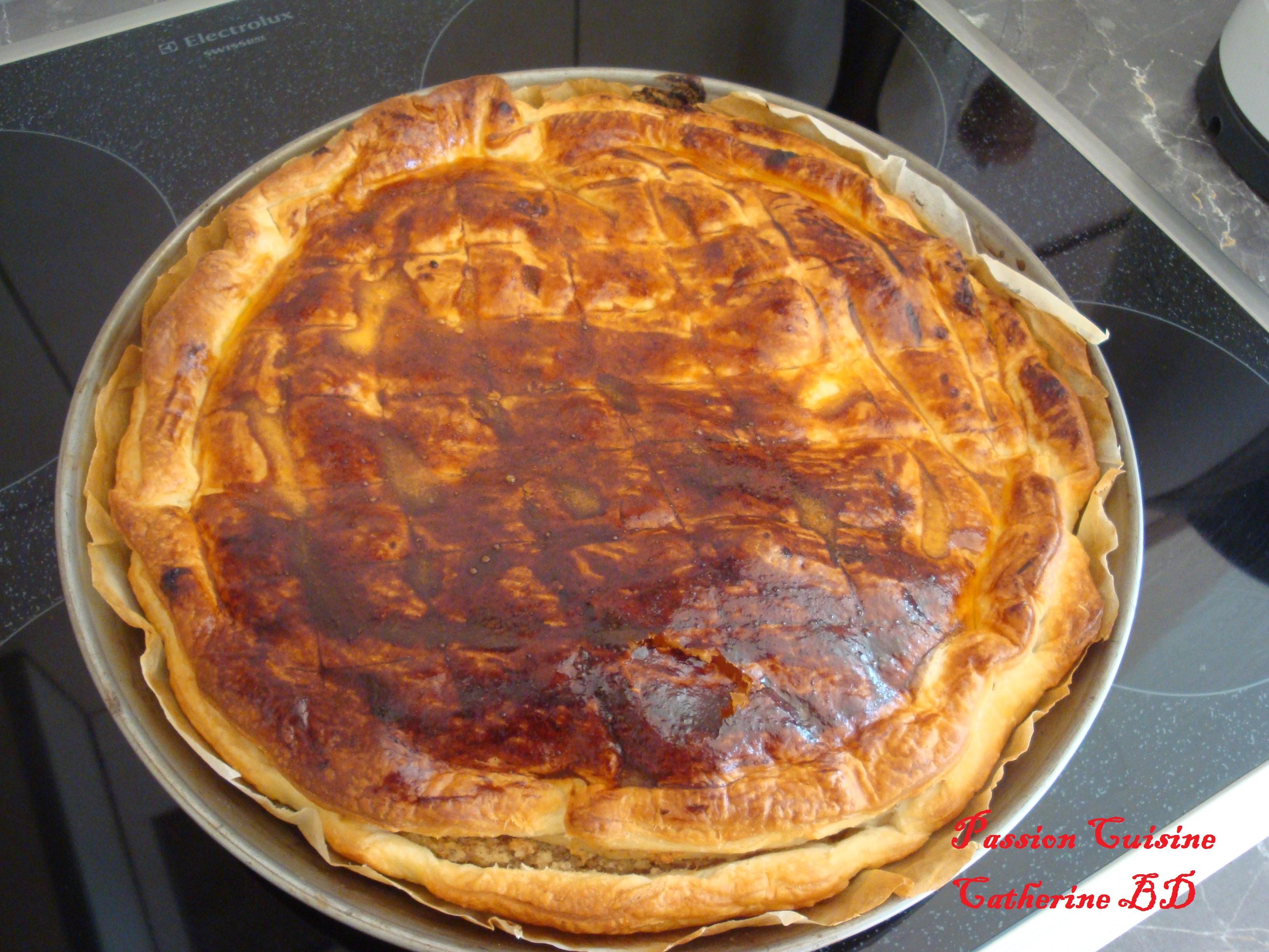 Galette des rois passion cuisine for Passion cuisine