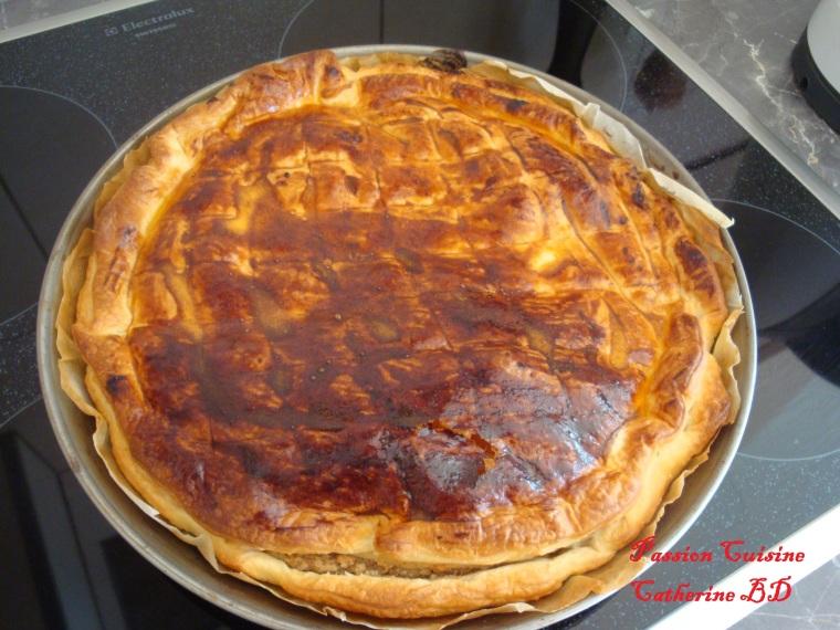 Galette des rois passion cuisine - Galette des rois herve cuisine ...