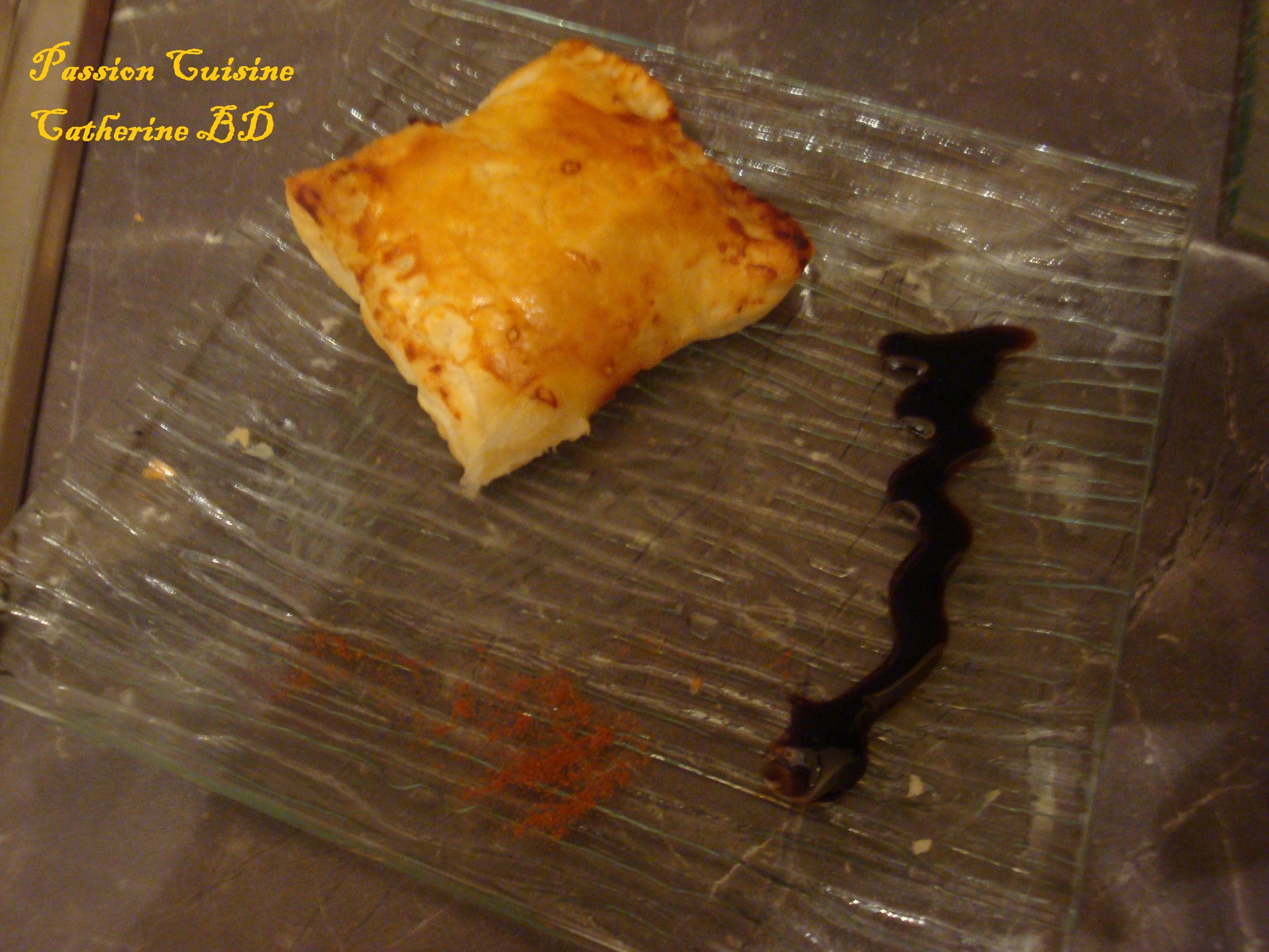 Raviolis en p te feuillet e aux marrons et aux poires for Passion cuisine